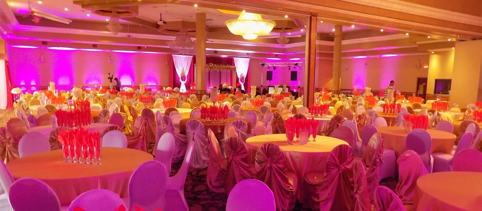 Maharaja Banquet Hall Edmonton